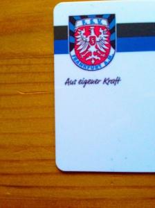 Mitgliedsausweis